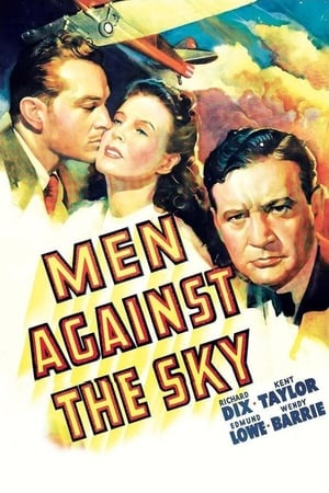 Poster Men Against the Sky (1940)