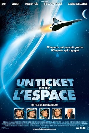 A Ticket to Space-Kad Merad