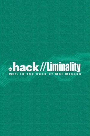 Poster .hack Liminality: In the Case of Mai Minase (2002)