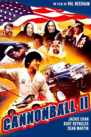 L'Équipée du cannonball  2 (1984)