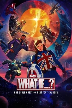 poster What If...? - Season 1
