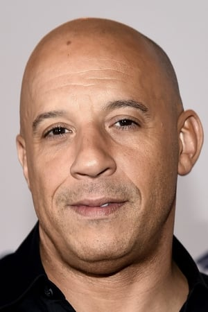 Vin Diesel isThe Iron Giant (voice)