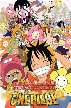 One Piece: El barón Omatsuri y la Isla Secreta