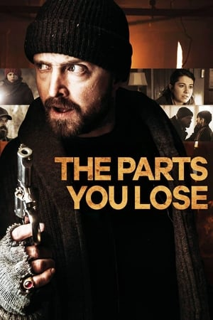 Poster The Parts You Lose (2019)