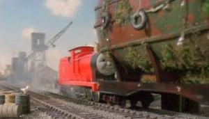 Thomas & Friends Season 7 :Episode 7  James & The Queen Of Sodor