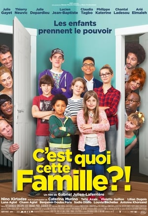 Poster We Are Family (2016)