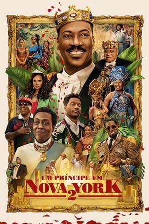 Um Príncipe em Nova York 2 - Poster