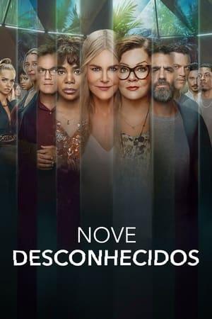 Nove Desconhecidos - Poster