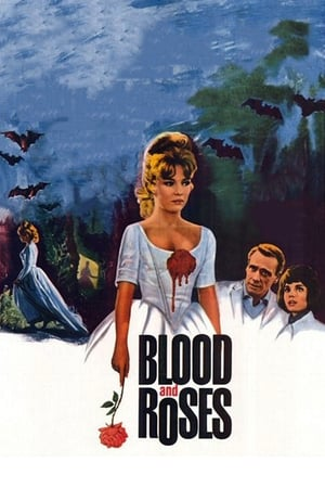 Poster Blood and Roses