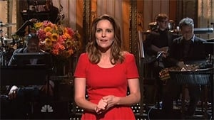 Tina Fey with Arcade Fire