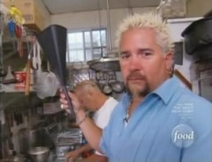Diners, Drive-Ins and Dives: 7×11