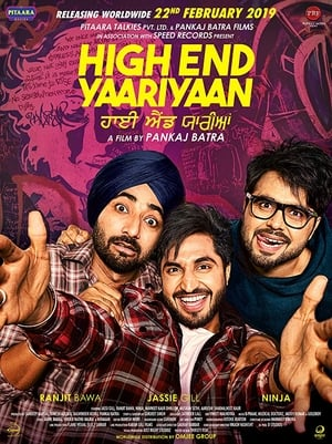 High End Yaariyan (2019) Punjabi Movie Watch Online Hd Free Download