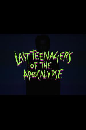Last Teenagers of the Apocalypse-Avan Jogia