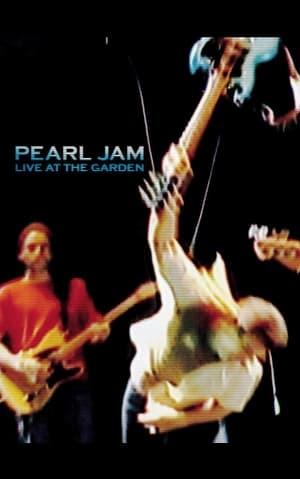 Pearl Jam: Live At The Garden-Eddie Vedder