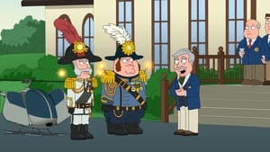 Family Guy Season 11 : No Country Club for Old Men