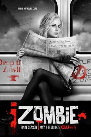 iZombie 5ª Temporada Torrent, Download, movie, filme, poster