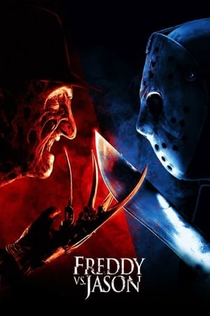 Freddy X Jason - Poster