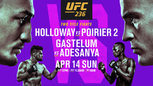 UFC 236: Holloway vs. Poirier 2