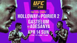 UFC 236: Holloway vs. Poirier 2 (2019)
