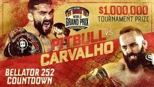 Bellator 252: Pitbull vs. Carvalho