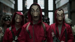 Money Heist Season 2 Complete (2017) Dual Audio [Hindi+English] | x265 10bit HEVC WEBRip | 1080p | 720p