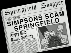 The Simpsons Season 9 :Episode 10  Miracle on Evergreen Terrace