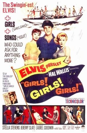 Capa do filme Garotas! Garotas! Garotas!