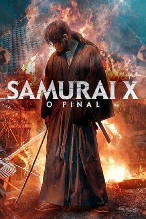 Samurai X: O Final - Poster