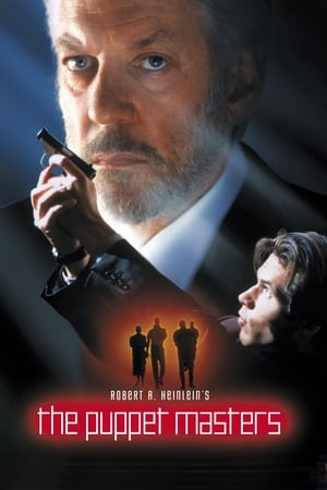 Poster The Puppet Masters (1994)
