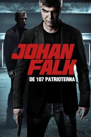 Johan Falk: De 107 patrioterna-Anastasios Soulis