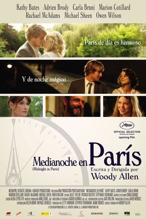 Midnight in Paris (2011)