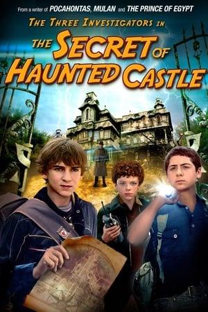 The Three Investigators and the Secret of Terror Castle-Cameron Monaghan