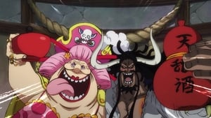 A New Alliance?! Kaido's Army Gathers
