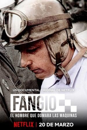 Fangio : L'homme qui domptait les bolides (2020)