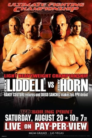 UFC 54: Boiling Point-Azwaad Movie Database