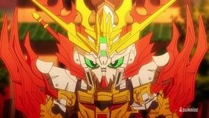 SD Gundam World: Sangoku Souketsuden Subtitle Indonesia