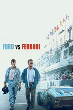 poster Ford v Ferrari