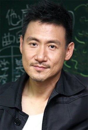 Jacky Cheung isKam Mak Kei / Mark