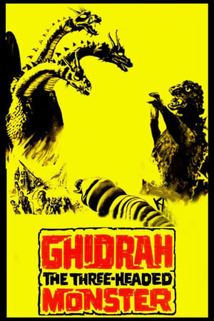 Ghidorah, the Three-Headed Monster streaming