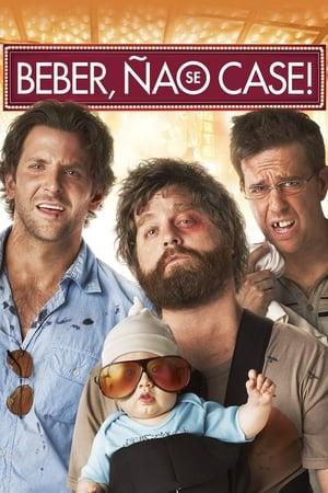 Se Beber, Não Case! Torrent, Download, movie, filme, poster