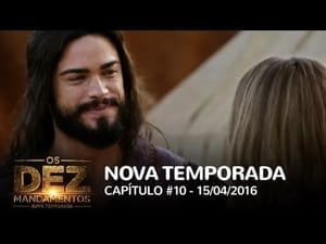 Watch S2E10 - Moses and the Ten Commandments Online