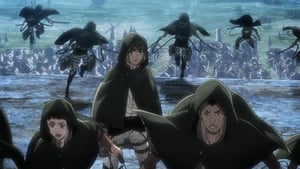 Attack on Titan Season 3 :Episode 13  The Town Where Everything Began