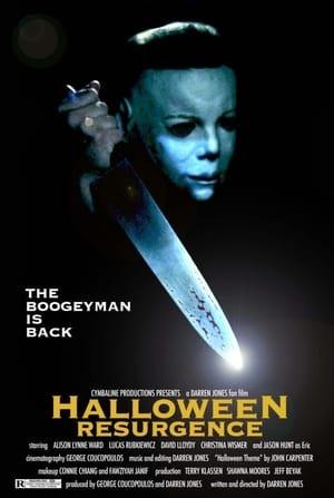 Capa do filme Halloween: Resurgence