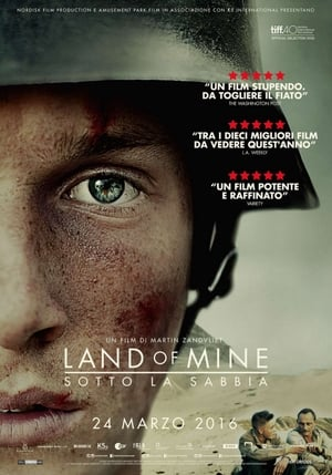Capa do filme Terra de Minas