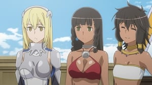 Is It Wrong to Try to Pick Up Girls in a Dungeon?: 3×8