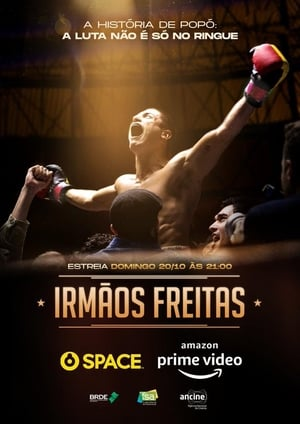 Irmãos Freitas 1ª Temporada Torrent, Download, movie, filme, poster