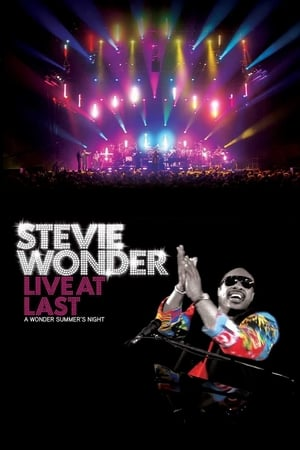 Stevie Wonder: Live at Last-Stevie Wonder