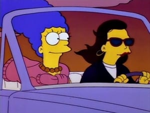 The Simpsons Season 5 : Marge on the Lam