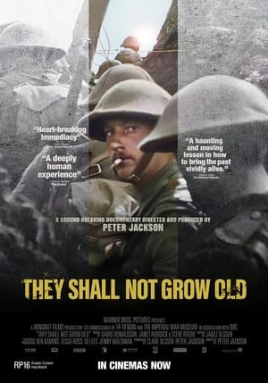 They Shall Not Grow Old film posters