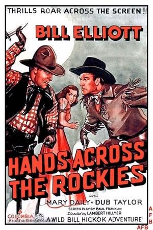 Image Hands Across the Rockies